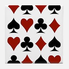 Unique Poker Tile Coaster