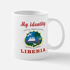 My Identity Liberia Mug