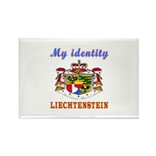 My Identity Liechtenstein Rectangle Magnet