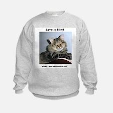 Snicker - Love is Blind Sweatshirt