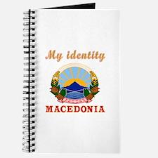 My Identity Macedonia Journal