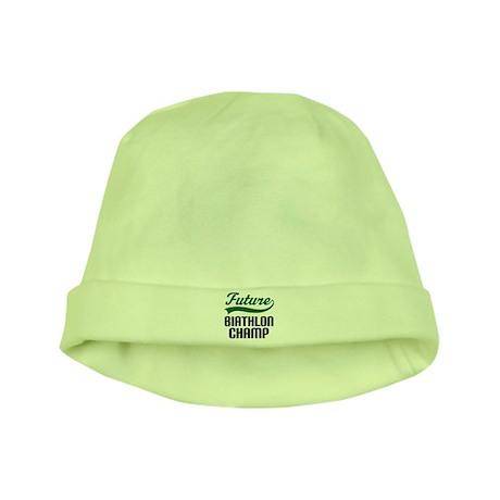 Future Biathlon Champ baby hat