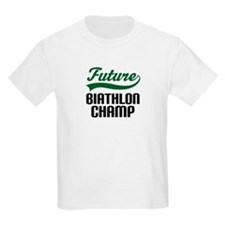 Future Biathlon Champ T-Shirt