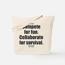 Collaborate Tote Bag