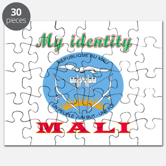 My Identity Mali Puzzle