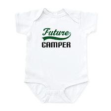 Future Camper Infant Bodysuit