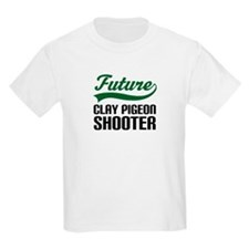 Future Clay Pigeon Shooter T-Shirt