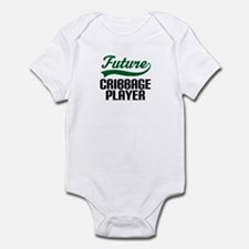 Future Cribbage Player Infant Bodysuit