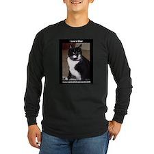 Felix Love is Blind (dark) Long Sleeve T-Shirt