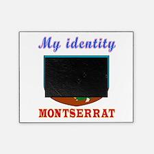 My Identity Montserrat Picture Frame