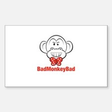 BadMonkeyBad Decal