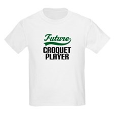 Future Croquet Player T-Shirt