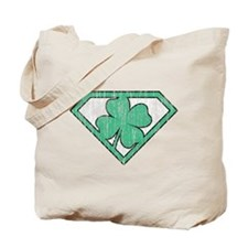 Vintage Super Lucky Tote Bag