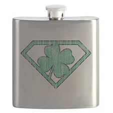 Vintage Super Lucky Flask