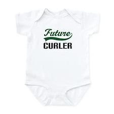 Future Curler Infant Bodysuit