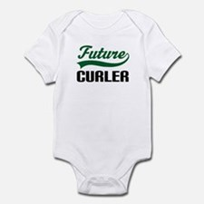 Future Curler Infant Bodysuit