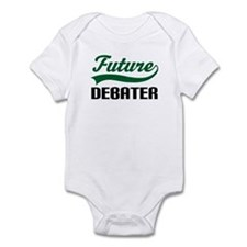 Future Debater Infant Bodysuit