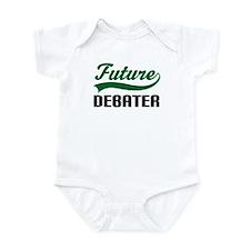 Future Debater Onesie