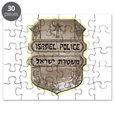 Israel Police Puzzle