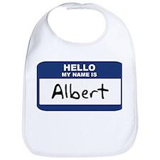 Hello: Albert Bib