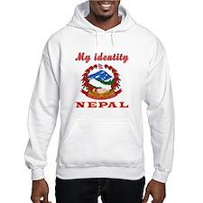 My Identity Nepal Hoodie