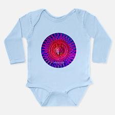 Medusa Long Sleeve Infant Bodysuit