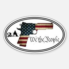 2A - We the People - Decal