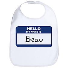 Hello: Beau Bib