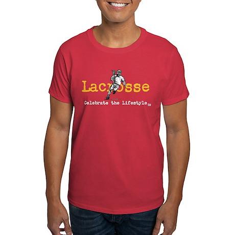 Celebrate the Lifestyle - Lacrosse Dark T-Shirt