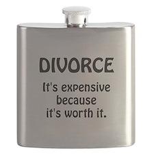 Divorce Worth It Flask