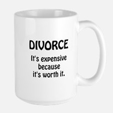 Divorce Worth It Mug