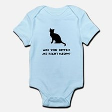 Kitten Meow Body Suit