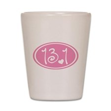 13.1 Curly Shot Glass