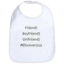 Pizza Forever Bib