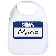 Hello: Mario Bib