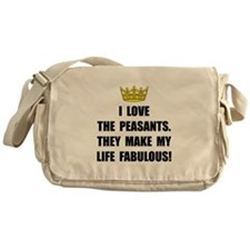 Peasants Fabulous Messenger Bag