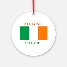 Athlone Ireland Ornament (Round)