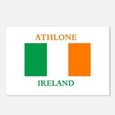 Athlone Ireland Postcards (Package of 8)