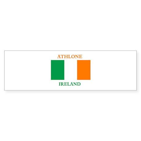 Athlone Ireland Bumper Sticker