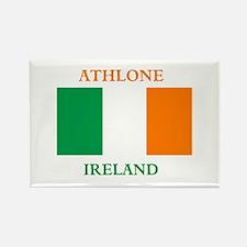 Athlone Ireland Rectangle Magnet