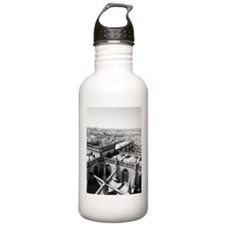 Cathedral in Spain Water Bottle