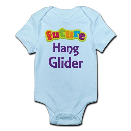 Future Hang Glider Infant Bodysuit