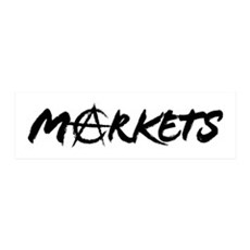Markets Wall Decal