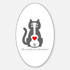 Cat Uke Decal