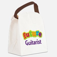 Future Guitarist Canvas Lunch Bag