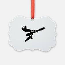 907 Fly Fishing Logo Ornament