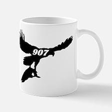 907 Fly Fishing Logo Mug
