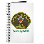 Orange County Ranger Academy Staff Journal