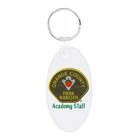 Orange County Ranger Academy Staff Keychains