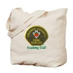 Orange County Ranger Academy Staff Tote Bag